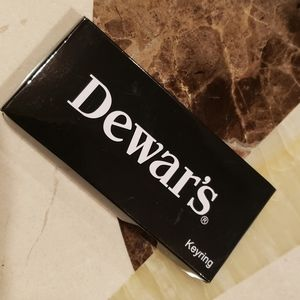 💜 3 for $10💜NWT Dewars Keyring